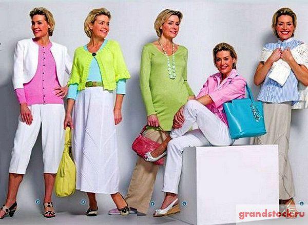 Гранд стайл одежда больших размеров доставка