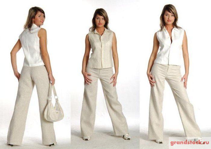 Хлопчатобумажные блузки доставка