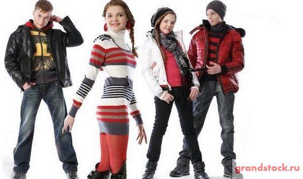 Стильная одежда для подростков