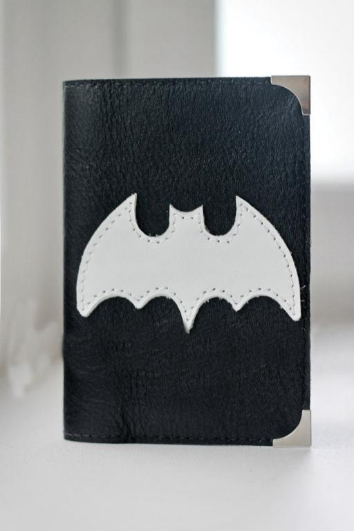 """Обложка на паспорт """"Batman"""""""