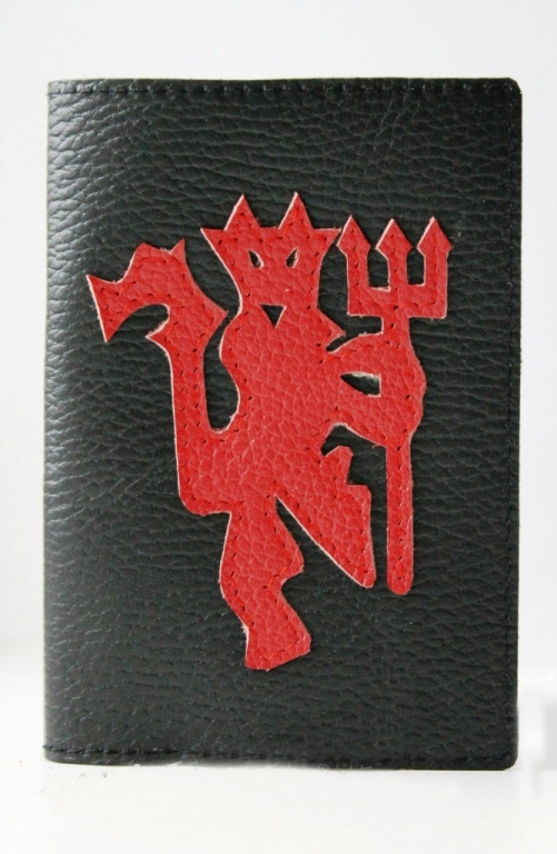 "Обложка на паспорт ""Манчестер"""