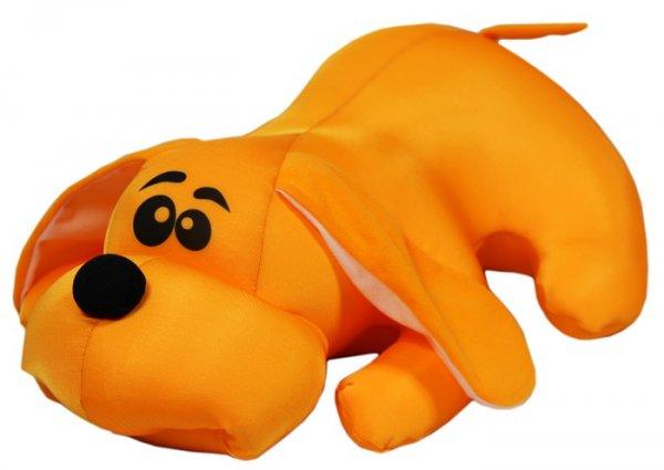 """Антистрессовая игрушка """"Собака Джой"""" (средняя) 38х25"""