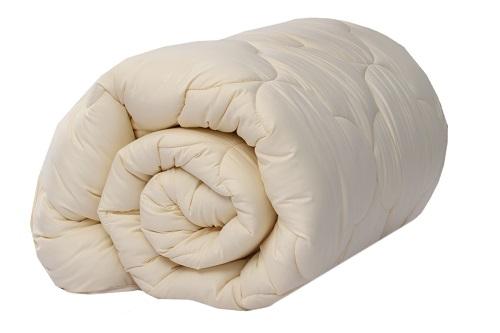 """Одеяло зимнее """"Золотое руно"""" (микрофибра) 2 спальный (172*205)Овечья шерсть<br>Выбор постельных принадлежностей - проблема, известная каждому, ведь они должна соответствовать огромному количеству требований. Все актуальные пожелания насчет качества и оформления удовлетворит зимнее одеяло &amp;amp;ldquo;Золотое руно&amp;amp;rdquo; из микрофибры.<br>Микрофибра - высокопрочная, практичная ткань с минимальной толщиной. Легкая и неприхотливая, она незаменима при изготовлении домашнего текстиля. Наполнитель на основе овечьей шерсти гипоаллергенен и экологичен. Одеяло согревает, хранит тепло, но и поддерживает естественный теплообмен.<br>Доступная цена одеяла &amp;amp;ldquo;Золотое руно&amp;amp;rdquo; вписывается в любой бюджет. Такое приобретение никогда не ударит по кошельку, зато привнесет в спальню ощущение тепла и уюта.  Размер: 2 спальный (172*205)<br><br>Тип одеяла: Эконом<br>Принадлежность: Для дома<br>По назначению: Повседневные<br>Наполнитель: Овечья шерсть<br>Основной материал: Микрофибра<br>Страна - производитель ткани: Россия, г. Иваново<br>Вид товара: Одеяла и подушки<br>Материал: Микрофибра<br>Сезон: Зима<br>Плотность: 300 г/кв. м.<br>Толщина одеяла: Стандартное (от 300 до 500 гр/кв.м)<br>Длина: 48<br>Ширина: 38<br>Высота: 20<br>Размер RU: 2 спальный (172*205)"""