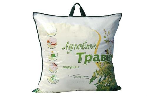 Подушка Луговые травы (микрофибра) 50*70Прочие подушки<br>Ткань: микрофибра<br>Наполнитель: Саше из натуральных трав,  Размер: 50*70<br><br>Принадлежность: Для дома<br>По назначению: Повседневные<br>Наполнитель: Полиэфирное волокно<br>Основной материал: Микрофибра<br>Страна - производитель ткани: Россия, г. Иваново<br>Вид товара: Одеяла и подушки<br>Материал: Микрофибра<br>Сезон: Круглогодичный<br>Длина: 49<br>Ширина: 33<br>Высота: 24<br>Размер RU: 50*70