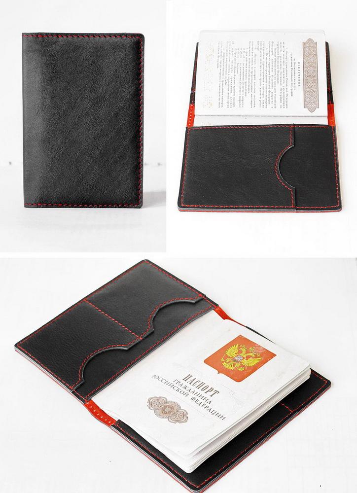 "Обложка на паспорт ""Хельсинки"""
