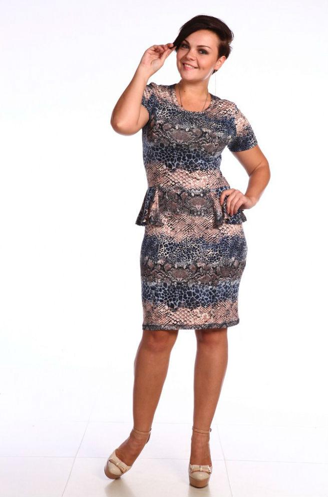 Платье женское ЗоаннПлатья<br>Размер: 42<br><br>Высота: 7<br>Размер RU: 42