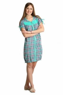 Халат женский ДженнисЛегкие халаты<br>Размер: 44<br><br>Высота: 9<br>Размер RU: 44
