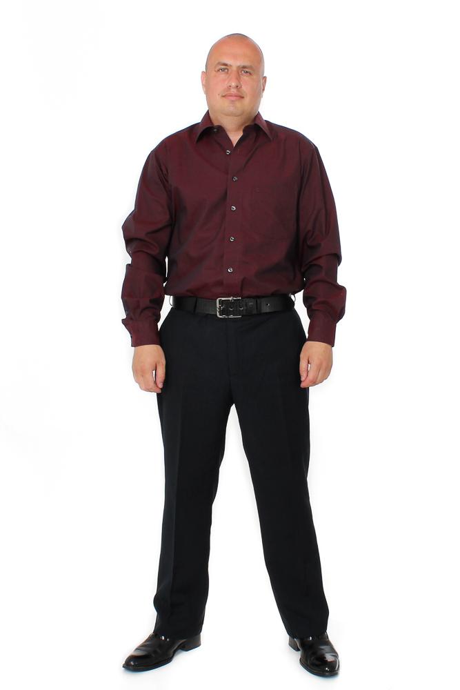 """Рубашка мужская """"Матвей"""" 50-52 от Grandstock"""