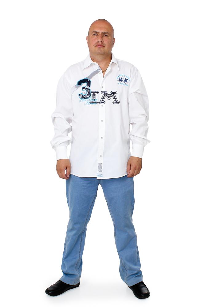 "Рубашка мужская ""Артур"" 56 от Grandstock"