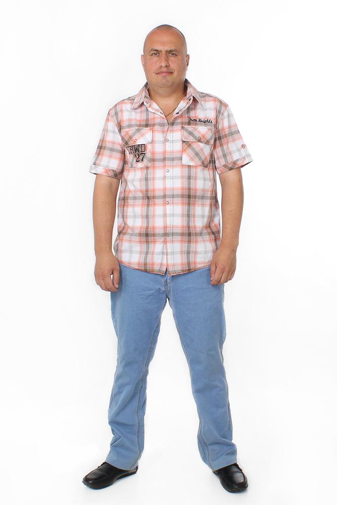 "Рубашка мужская ""Виктор"" 48 от Grandstock"
