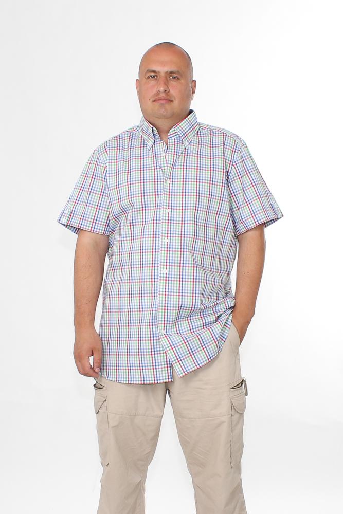 "Рубашка мужская ""Руслан"" 54-56 от Grandstock"
