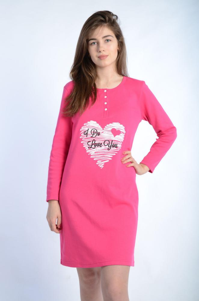 Платье женское АриэльПлатья<br>Платье на кнопках, выполнено из интерлока плотностью 220 гр./м. Размер: 50<br><br>Высота: 7<br>Размер RU: 50