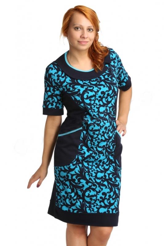 Платье женское ЛантанаПлатья<br>Размер: 52<br><br>Высота: 7<br>Размер RU: 52