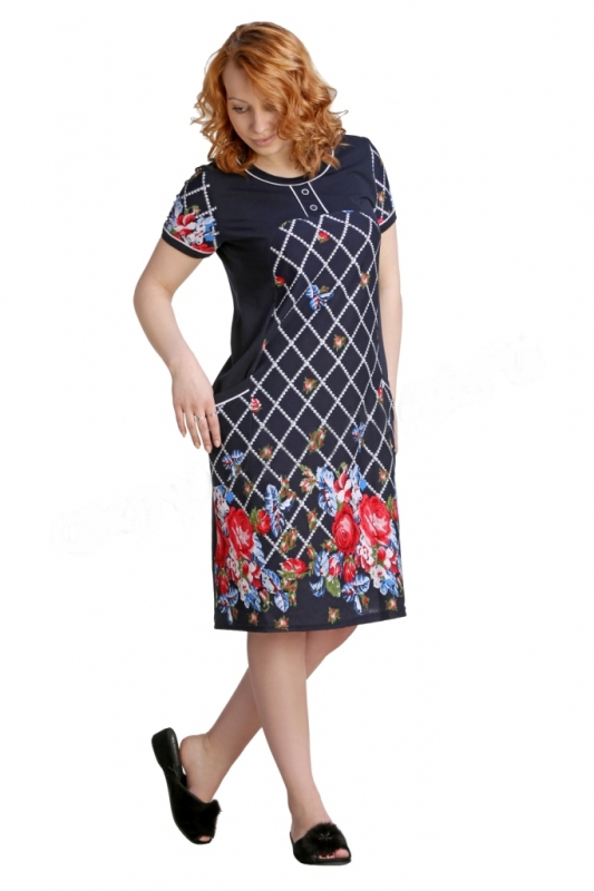 Платье женское ОпунцияПлатья<br>Размер: 50<br><br>Высота: 7<br>Размер RU: 50
