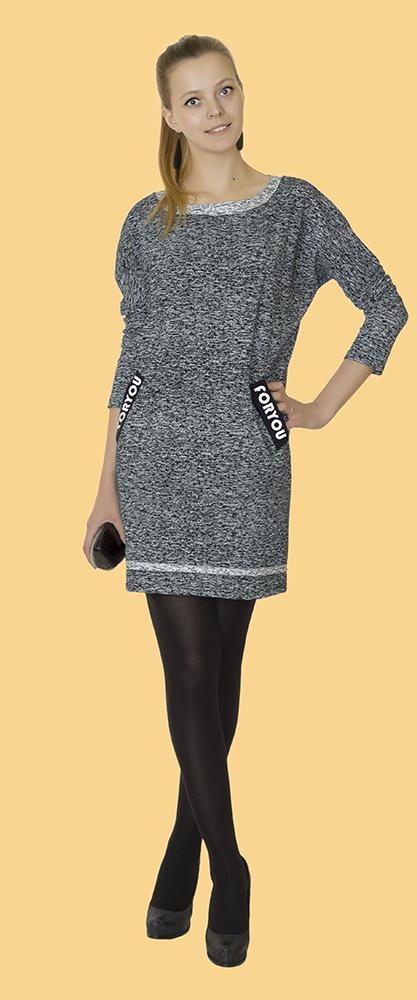 Туника женская КеллиТуники<br>Размер: 46<br><br>Принадлежность: Женская одежда<br>Основной материал: Футер<br>Страна - производитель ткани: Россия, г. Иваново<br>Вид товара: Одежда<br>Материал: Футер<br>Сезон: Весна - осень<br>Состав: 100% хлопок<br>Длина рукава: Средний<br>Длина: 18<br>Ширина: 12<br>Высота: 7<br>Размер RU: 46