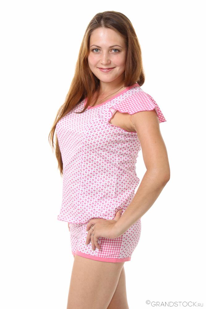 Пижама женская ДриадаПижамы<br>Размер: 52<br><br>Высота: 7<br>Размер RU: 52