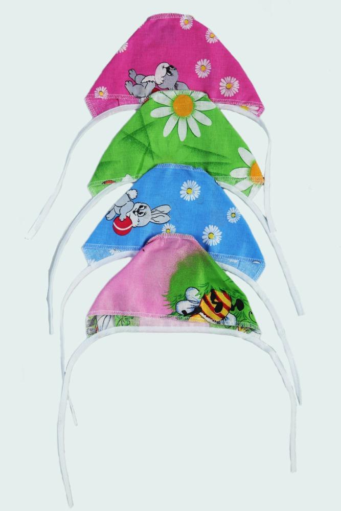 Чепчик детский Яблочко (ситец)Чепчики и шапочки<br>Определиться с расцветкой Вы можете здесь<br><br>Выбор вещей вместе с полезными мелочами для новорожденных - проблема, известная всем новоиспеченным родителям. Частично решить ее смогут практичные и яркие детские чепчики Яблочко из ситца.<br>Ситец - исключительно натуральная хлопковая ткань, безвредная для аллергиков и чувствительной детской кожи. Практичный и легкий, он с легкостью отстирывается, не линяет, а заодно не выцветает и сохраняет первоначальный вид. Ситец хорошо пропускает воздух, легко впитывает и отдает влагу, так как обладает оптимальной гигроскопичностью.<br>Детские чепчики Яблочко - надежная защита чувствительного организма от ветра, температурных перепадов, а также других неблагоприятных внешних условий.<br> Размер: 18<br><br>Высота: 3<br>Размер RU: 18