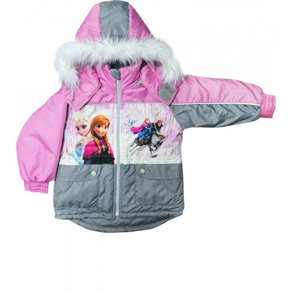 """Куртка детская """"Холодное сердце"""" 30"""