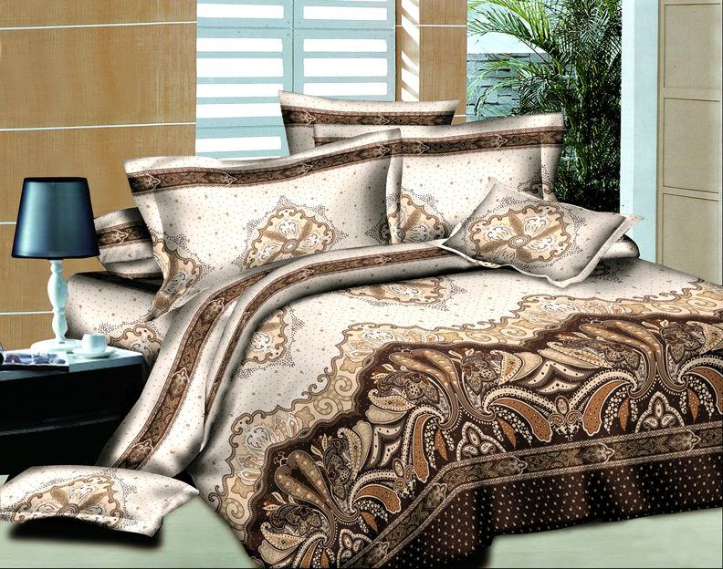 Постельное белье Модерн (жатка) 2 спальныйМикрофибра<br>Размер: 2 спальный<br><br>Высота: 5<br>Размер RU: 2 спальный