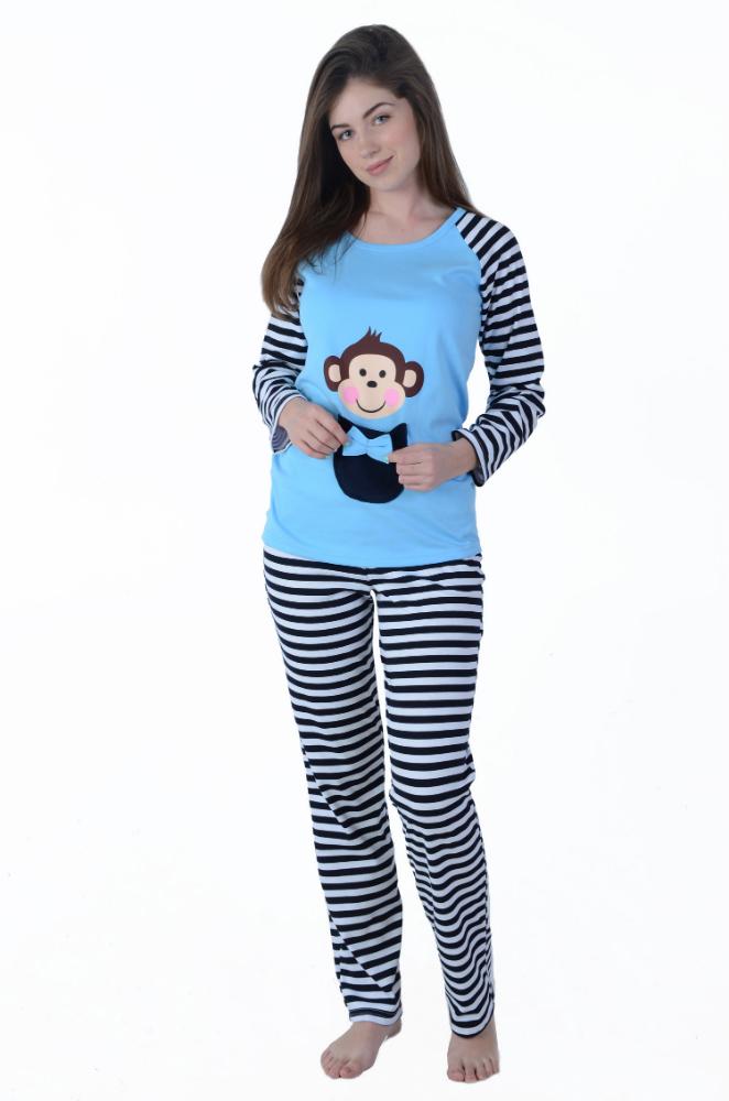 Пижама женская БамбиноПижамы<br>Размер: 50<br><br>Высота: 7<br>Размер RU: 50