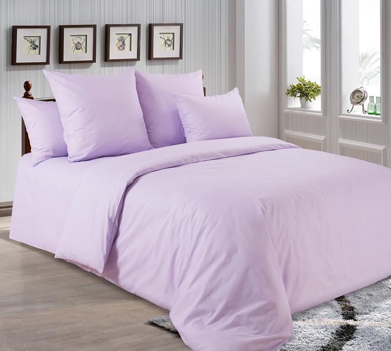 Постельное белье Сиреневый (перкаль) 2 спальный с Евро простынёйПеркаль<br>Размер: 2 спальный с Евро простынёй<br><br>Высота: 9<br>Размер RU: 2 спальный с Евро простынёй
