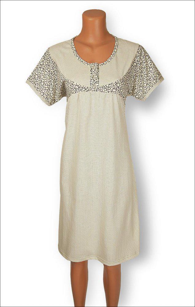 Ночная сорочка АржильСорочки и ночные рубашки<br>Размер: 60<br><br>Высота: 7<br>Размер RU: 60