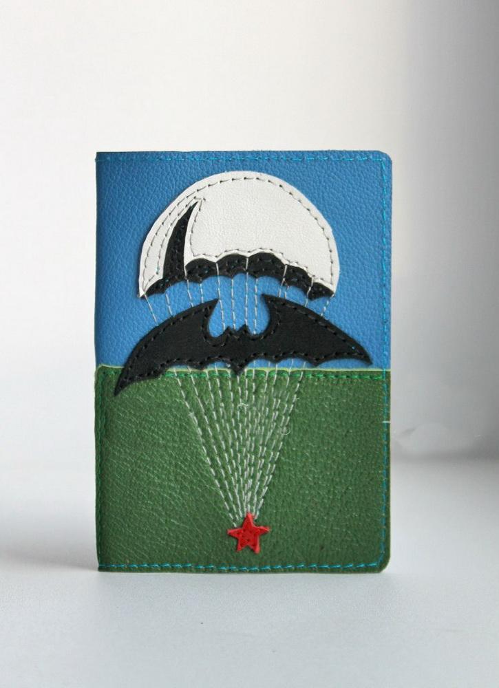 """Обложка для паспорта """"Парашют"""" от Grandstock"""