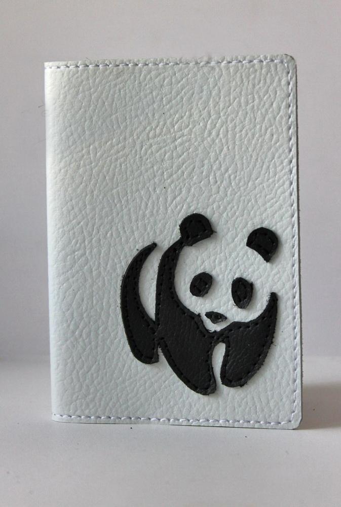 """Обложка для паспорта """"Панда"""""""