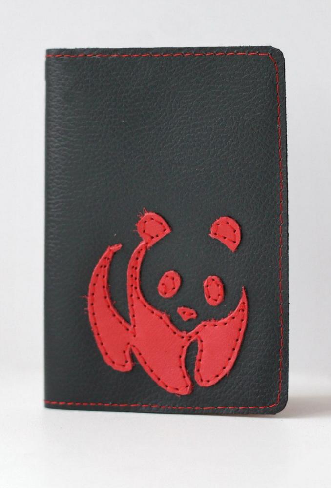 """Обложка для паспорта """"Панда 2"""""""