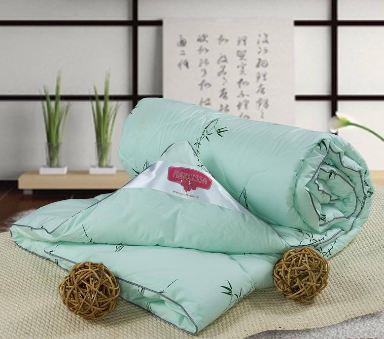 """Одеяло зимнее """"Муза"""" (бамбук, тик) (2 спальный (172*205))"""