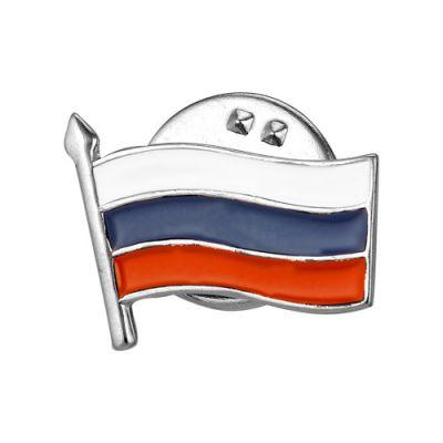 """Значок серебряный """"9306314б"""""""