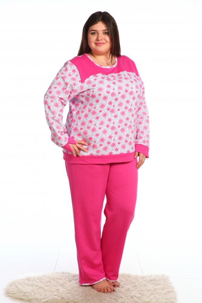 Пижама женская ДоротеяПижамы<br>Размер: 44<br><br>Принадлежность: Женская одежда<br>Основной материал: Футер<br>Вид товара: Одежда<br>Материал: Футер<br>Длина рукава: Длинный<br>Длина: 25<br>Ширина: 18<br>Высота: 10<br>Размер RU: 44