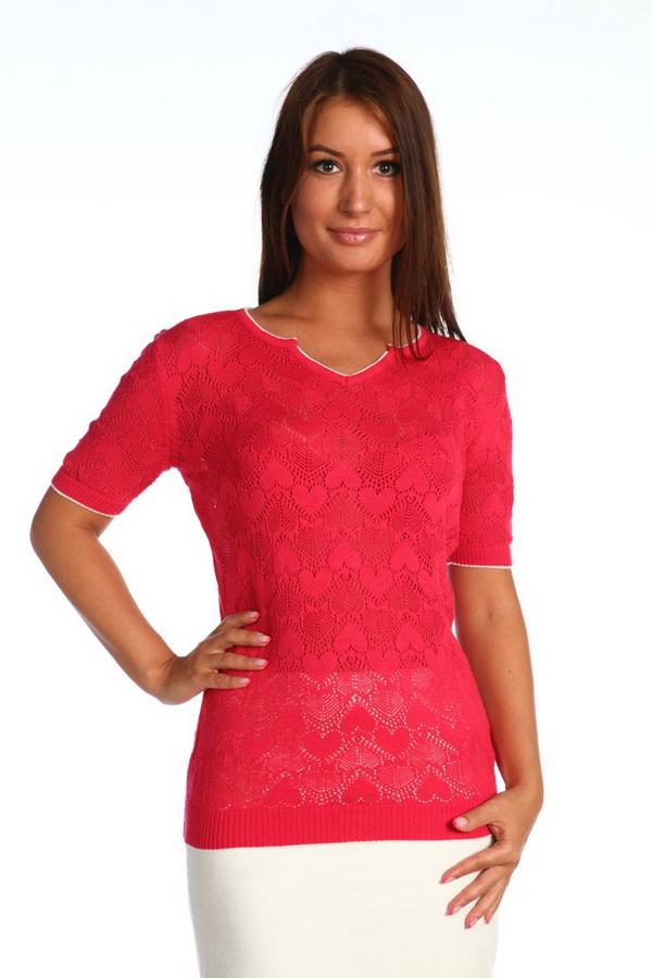 Блузка женская СараБлузки<br>Размер: 46-48<br><br>Высота: 7<br>Размер RU: 46-48