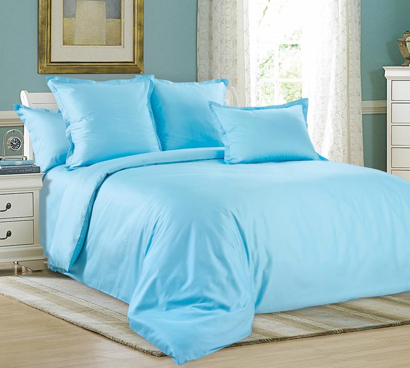 Постельное белье Лазурит (сатин) 1,5 спальныйСатин<br>Размер: 1,5 спальный<br><br>Высота: 8<br>Размер RU: 1,5 спальный