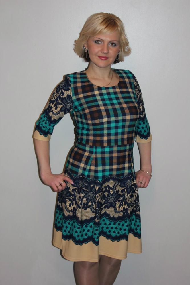 Платье женское СансаПлатья<br>Размер: 52<br><br>Высота: 7<br>Размер RU: 52