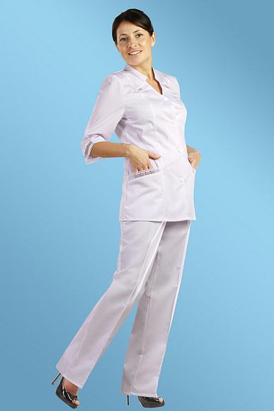 Костюм медицинский ЛидияДля врачей<br>Размер: 42<br><br>Принадлежность: Женская одежда<br>Основной материал: Смесовые ткани<br>Вид товара: Одежда<br>Материал: Смесовые ткани<br>Длина: 22<br>Ширина: 18<br>Высота: 4<br>Размер RU: 42