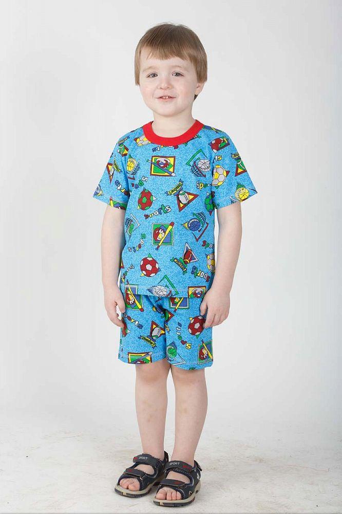 Костюм МишаПрочие костюмы<br>Вы думаете, что ваш маленький сынишка совершенно не разбирается в моде? Будьте уверены, что он разбирается в ней, ведь в ином случае он просто не смог бы по достоинству оценить костюм Миша!   Данная модель - это костюм для мальчика, в который входят футболка и шортики из легкого хлопкового материала. Костюм выполнен в прямом крое и имеет очень яркую расцветку с принтами, от которых ваш ребенок точно будет в восторге!   А вы будете в восторге от того, что костюм Миша обладает таким высоким качеством, что способен сохранять свой первоначальный вид на долгое время после покупки.    Размер: 32<br><br>Принадлежность: Детская одежда<br>Возраст: Дошкольник (1-6 лет)<br>Пол: Мальчик<br>Основной материал: Кулирка<br>Вид товара: Детская одежда<br>Материал: Кулирка<br>Длина: 15<br>Ширина: 13<br>Высота: 4<br>Размер RU: 32