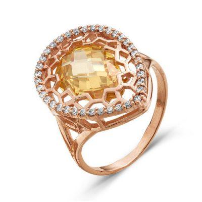 Кольцо серебряное 2387115Серебряные кольца<br>Вес  5,22<br>Вставка  фианиты<br>Покрытие  золочение Размер: 20,5<br><br>Высота: 3<br>Размер RU: 20,5