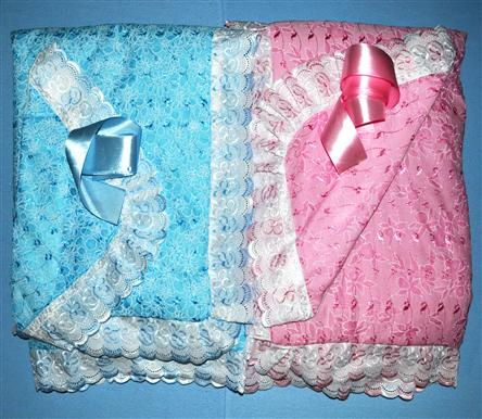 Набор 9 предметов с одеялом (батист/бязь)
