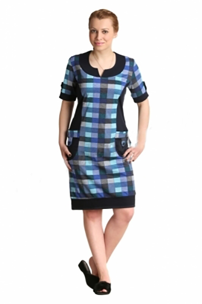 Платье женское ДжейдПлатья<br>Легкое и удобное платье &amp;amp;mdash; то, что нужно каждой женщине в летний сезон, и спорить с этим совершенно бесполезно. Именно такую модель мы спешим представить вам в нашем каталоге &amp;amp;mdash; женское платье Джейд.<br>Это женственное и весьма элегантное платье сшито из кулирки, ткани с очень приятной на ощупь текстурой, высокой износостойкостью, а главное, с натуральным хлопковым составом. Платье покажется вам невероятно удобным, даже при продолжительной носке, поэтому вы вряд ли захотите забросить его на дальнюю полку шкафа.<br>Вместе с этим женское платье Джейд подарит вам восхитительный внешний вид, ведь оно выполнено в классической клетчатой расцветке и имеет изящный повседневнй фасон. Приятно удивит вас и выгодная стоимость изделия.<br>  Размер: 60<br><br>Длина платья: Миди<br>Принадлежность: Женская одежда<br>Основной материал: Кулирка<br>Страна - производитель ткани: Россия, г. Иваново<br>Вид товара: Одежда<br>Материал: Кулирка<br>Сезон: Лето<br>Состав: 100% хлопок<br>Длина рукава: Короткий<br>Длина: 18<br>Ширина: 12<br>Высота: 7<br>Размер RU: 60