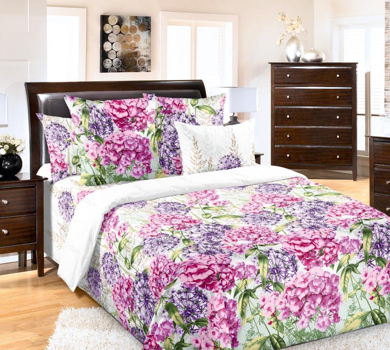 Постельное белье Флоксы (бязь) 2 спальныйПРЕМИУМ<br>Размер: 2 спальный<br><br>Высота: 8<br>Размер RU: 2 спальный