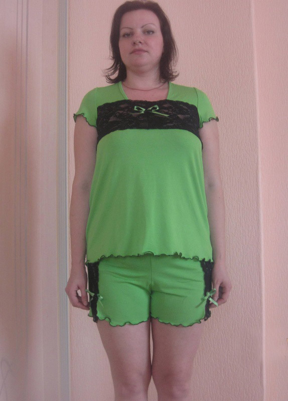Пижама женская АмарантаПижамы<br>Размер: 50<br><br>Высота: 7<br>Размер RU: 50