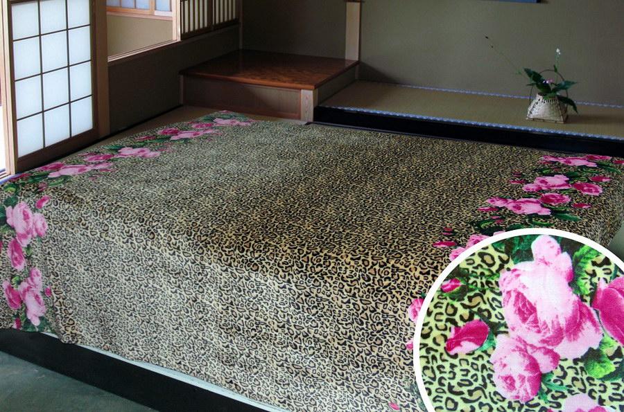 Покрывало Плетистая роза (велсофт) (150х210) покрывало самурай велсофт 150х210