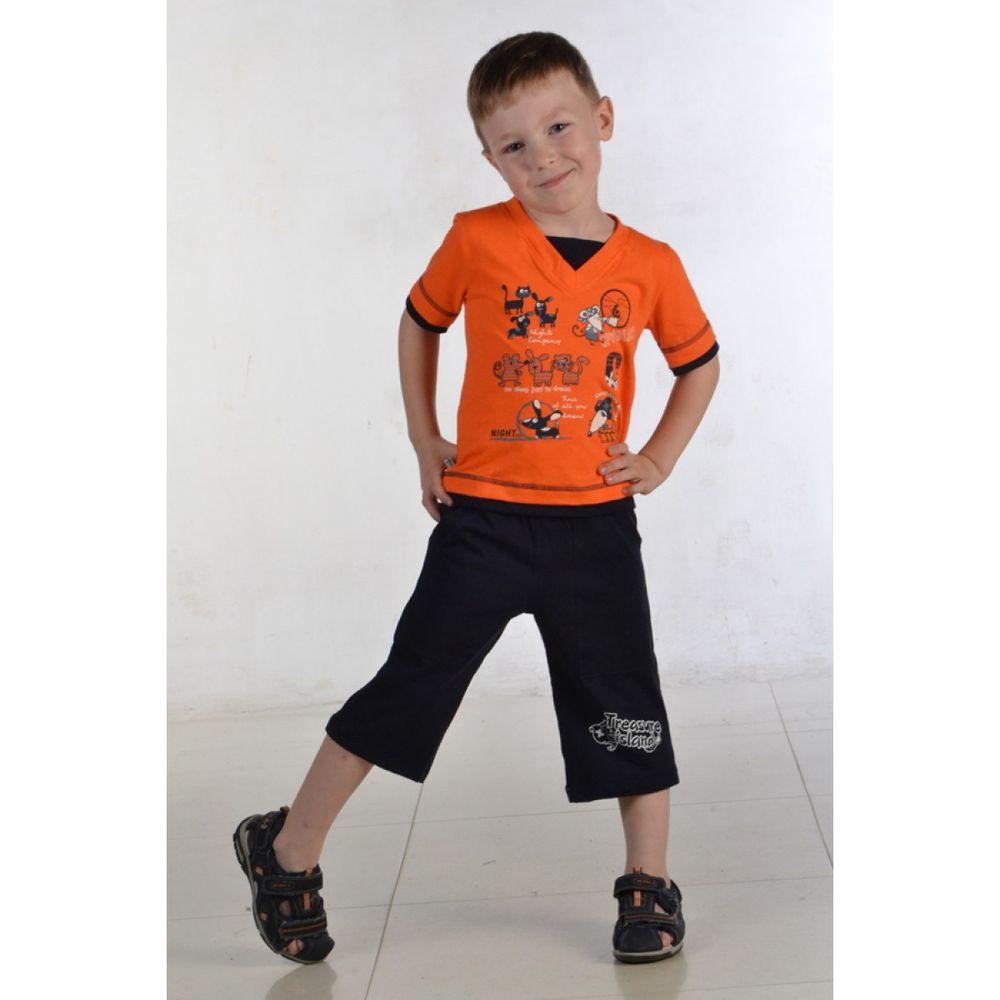 Костюм ЕвропаПрочие костюмы<br>Идеальная для мальчика дошкольного возраста одежда - это одежда, которая бы имела яркий и красочный дизайн, а также позволяла ему совершенно свободно двигаться.<br>Поэтому идеальной одеждой для вашего маленького сына станет детский костюм Европа. Данный костюм, выполненный из качественной хлопковой ткани, состоит из шорт средней длины и футболки яркого оранжевого цвета с короткими рукавами и V-образным вырезом. Оба предмета данного костюма выполнены в свободном фасоне, что не ограничит движений ребенка даже во время самой высокой активности.<br>Детский костюм Европа обладает высокой износостойкостью и практичностью, он прослужит вам довольно долго, благодаря своей устойчивости перед различного рода деформациями. Размер: 32<br><br>Принадлежность: Детская одежда<br>Возраст: Младший школьный возраст (7-10 лет)<br>Пол: Мальчик<br>Основной материал: Кулирка<br>Вид товара: Детская одежда<br>Материал: Кулирка<br>Состав: 100% хлопок<br>Длина: 17<br>Ширина: 11<br>Высота: 3<br>Размер RU: 32