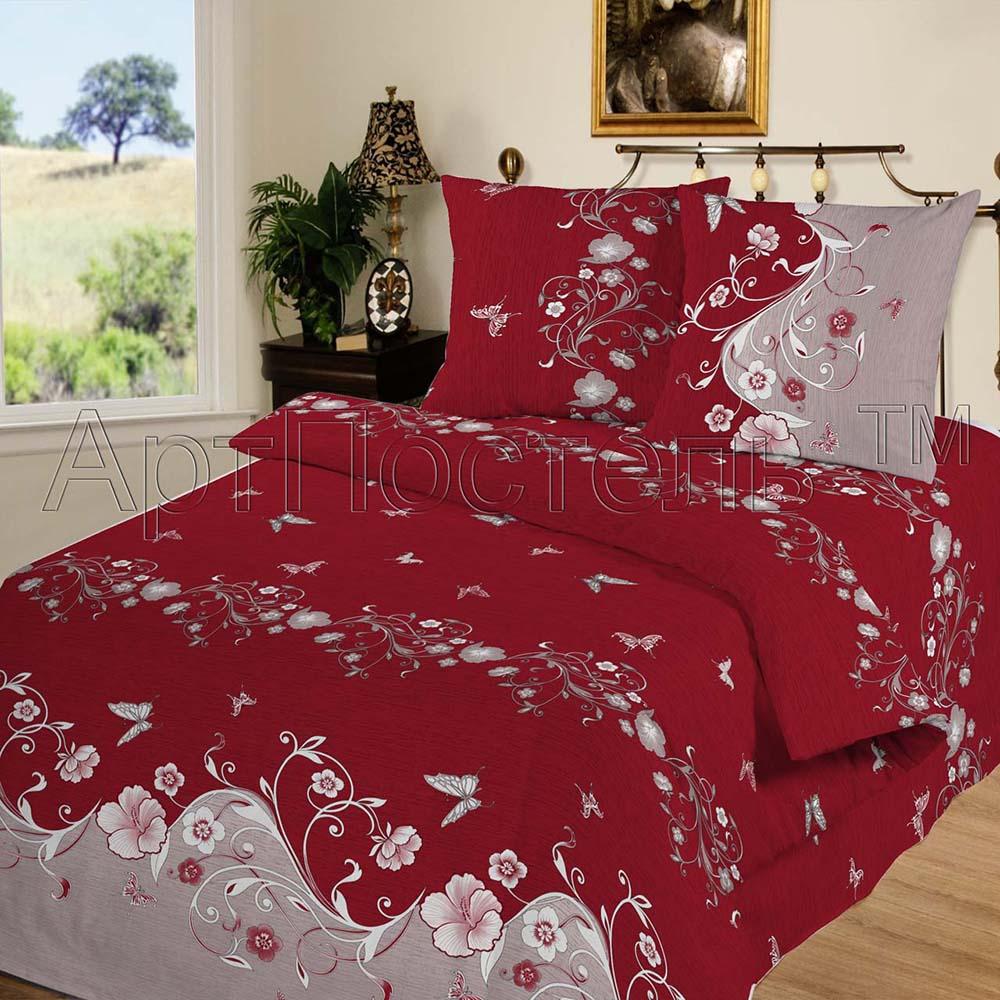 Арт дизайн постель