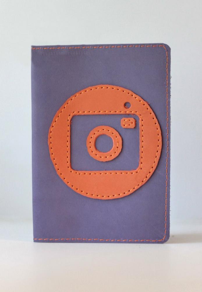 """Обложка для паспорта """"Фотограф"""""""