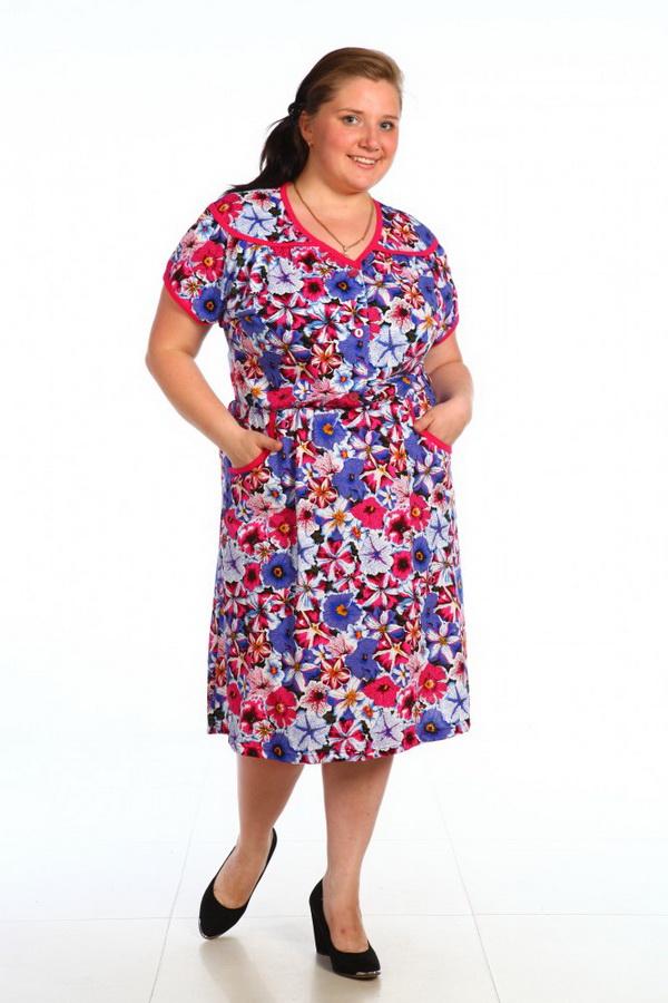 Платье женское ЛорреяПлатья<br>Размер: 58<br><br>Принадлежность: Женская одежда<br>Основной материал: Кулирка<br>Вид товара: Одежда<br>Материал: Кулирка<br>Состав: 100% хлопок<br>Длина: 18<br>Ширина: 12<br>Высота: 7<br>Размер RU: 58