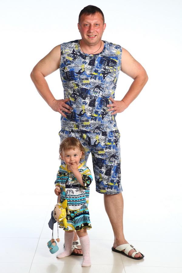 Костюм мужской ДиегоДомашние костюмы<br>Костюм трикотажный мужской. Футболка с шортами. Размер: 52<br><br>Принадлежность: Мужская одежда<br>Основной материал: Кулирка<br>Вид товара: Одежда<br>Материал: Кулирка<br>Состав: 100% хлопок<br>Длина: 19<br>Ширина: 17<br>Высота: 9<br>Размер RU: 52