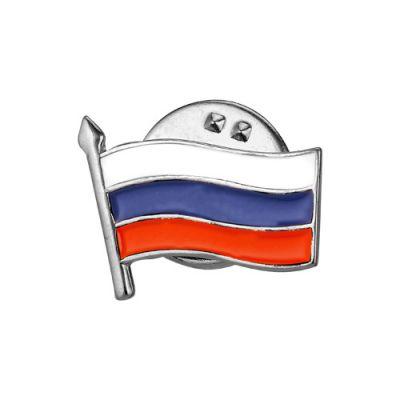 """Значок серебряный """"9306314"""""""