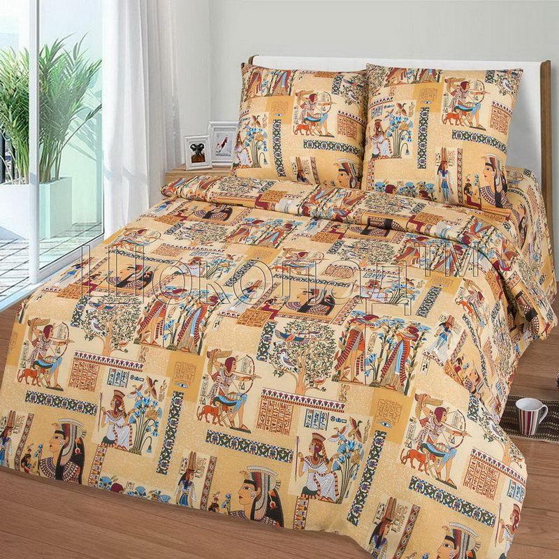 """Постельное белье """"Фараон"""" (бязь) 1,5 спальный"""